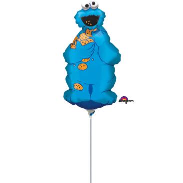 Mini Shape Cookie Monster A30