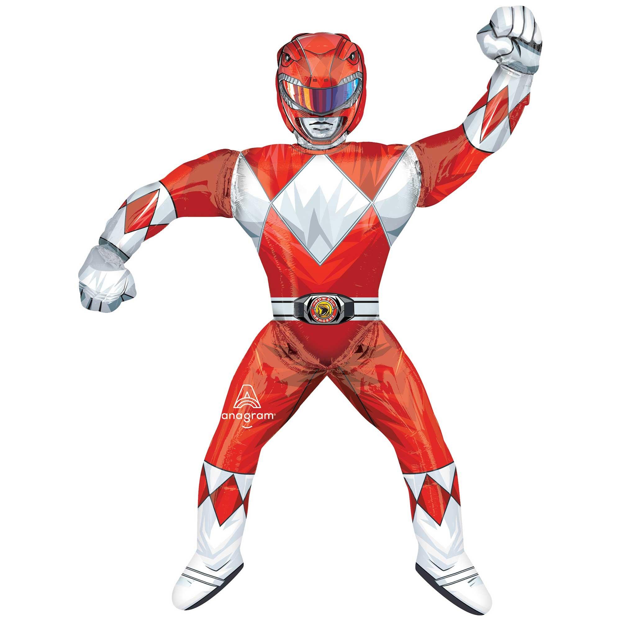 AirWalker Power Rangers Red Ranger P93
