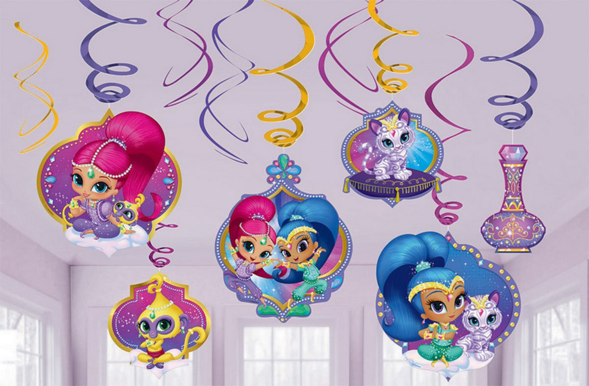 Shimmer and Shine Swirl Value Pack