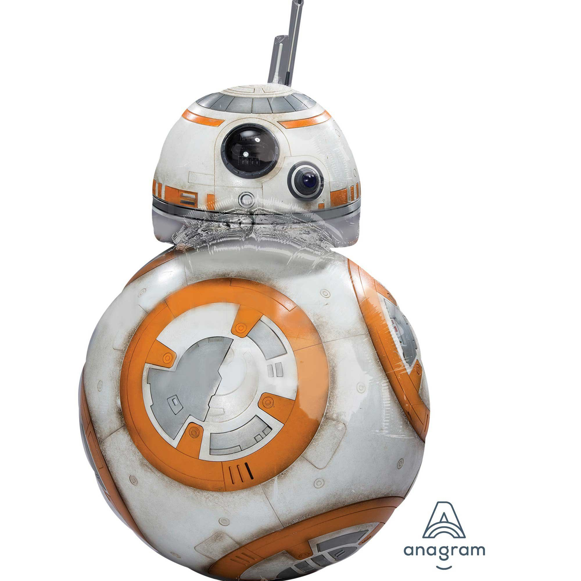 SuperShape Star Wars The Force Awakens BB8 P38