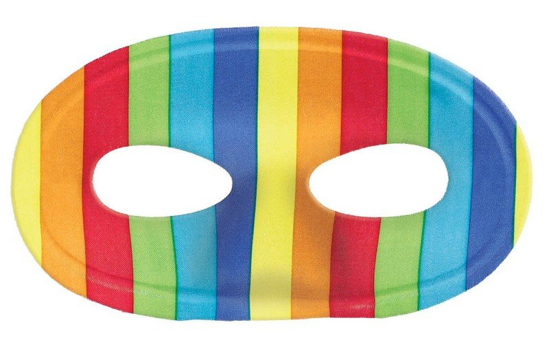 Eye Mask - Rainbow