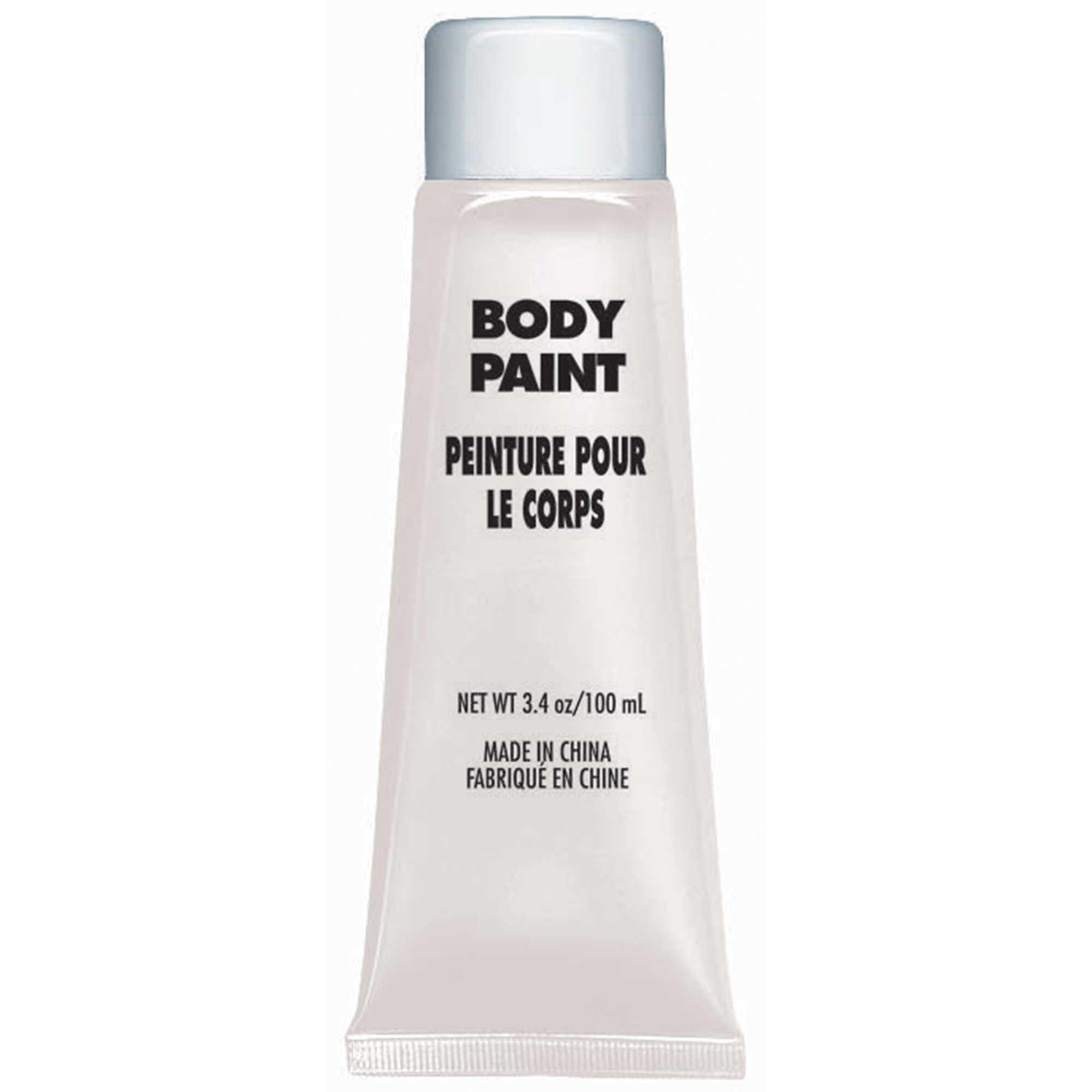 Body Paint - White