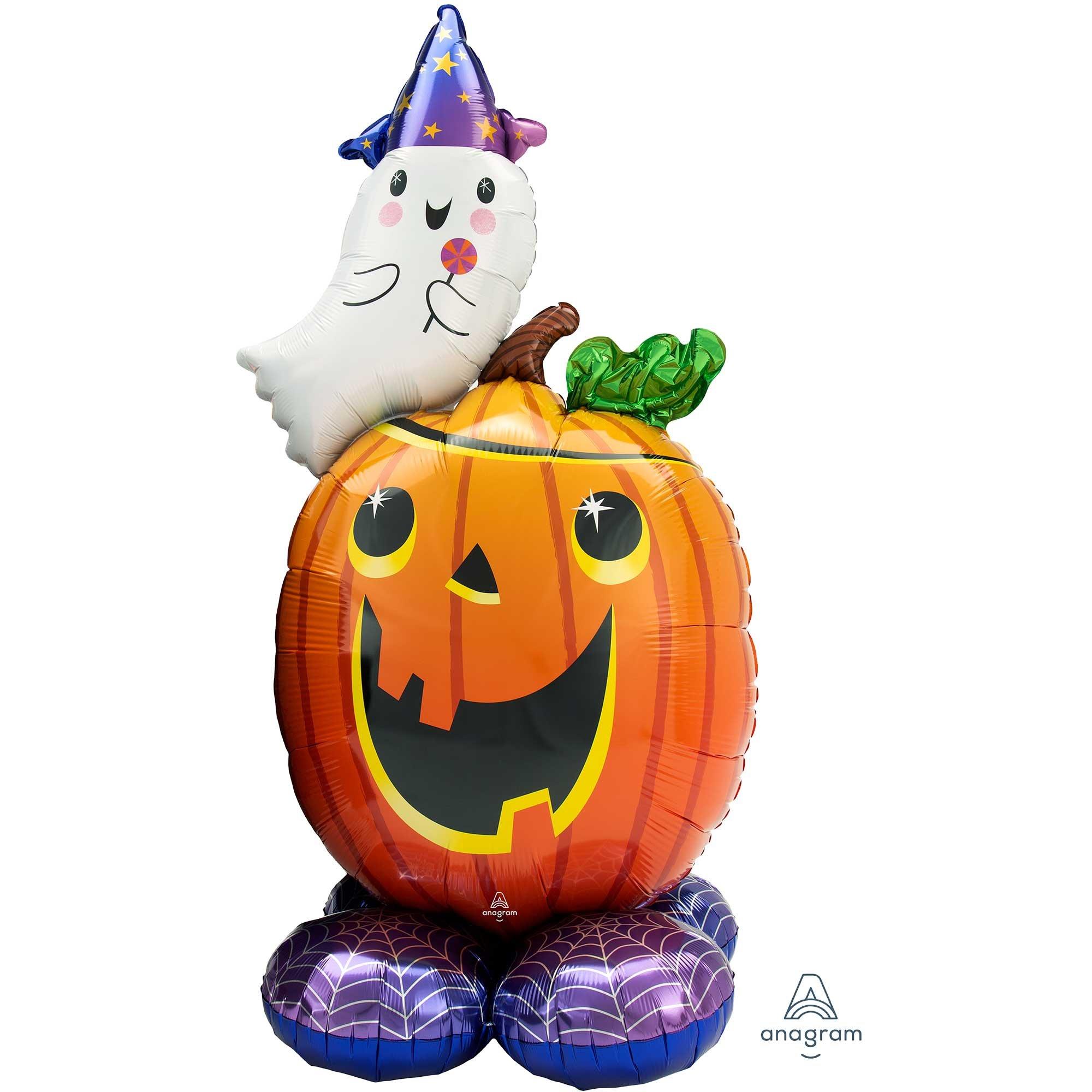 CI: AirLoonz Halloween Pumpkin & Ghost P70