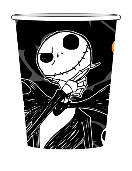 The Nightmare Before Christmas  9oz/266ml Cups