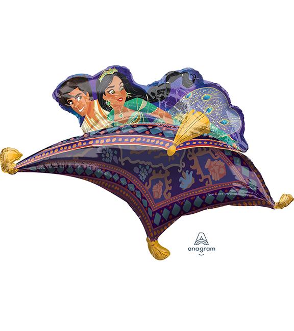 SuperShape XL Aladdin P38