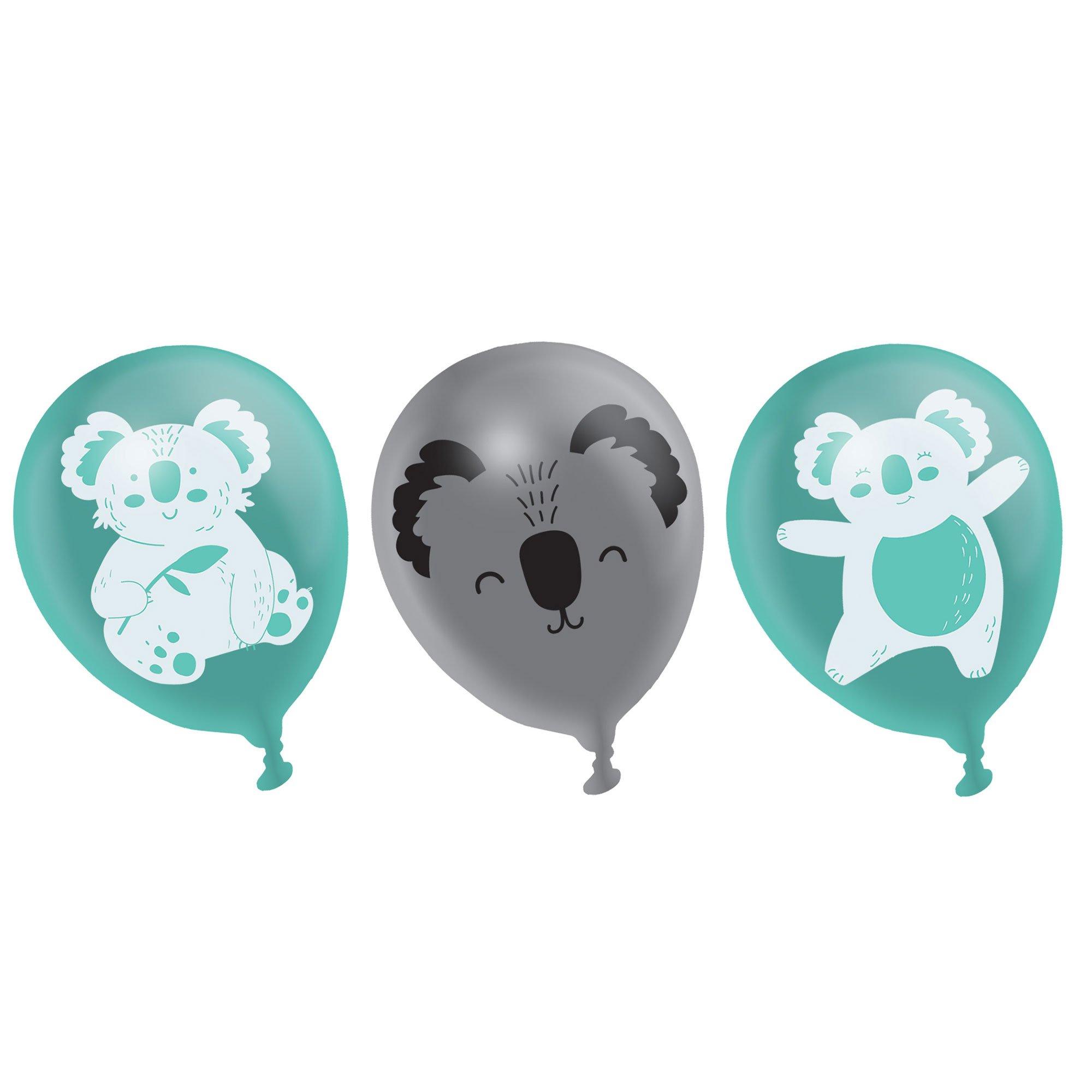 Koala 30cm Latex Balloons