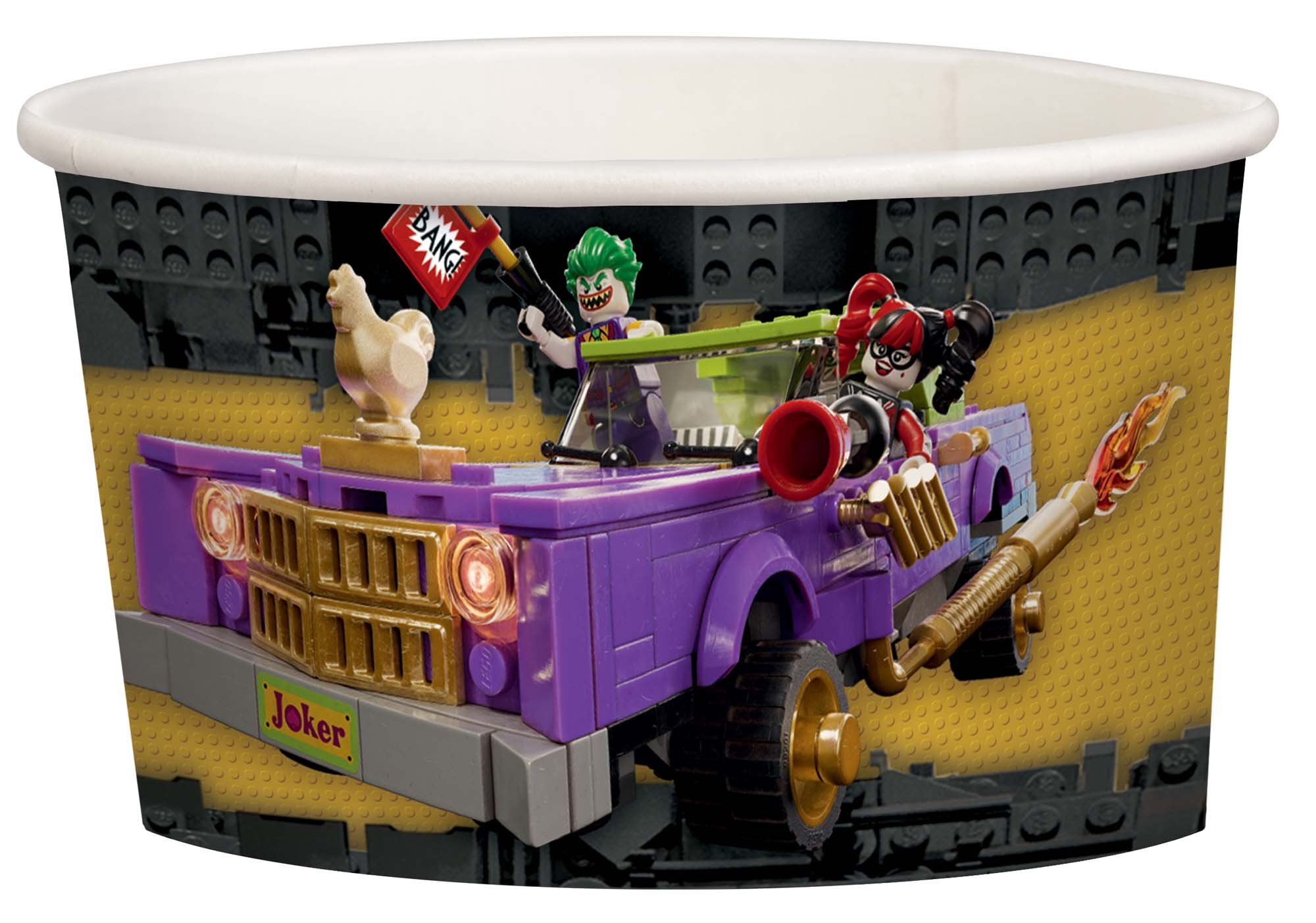 Batman Lego Treat Cups