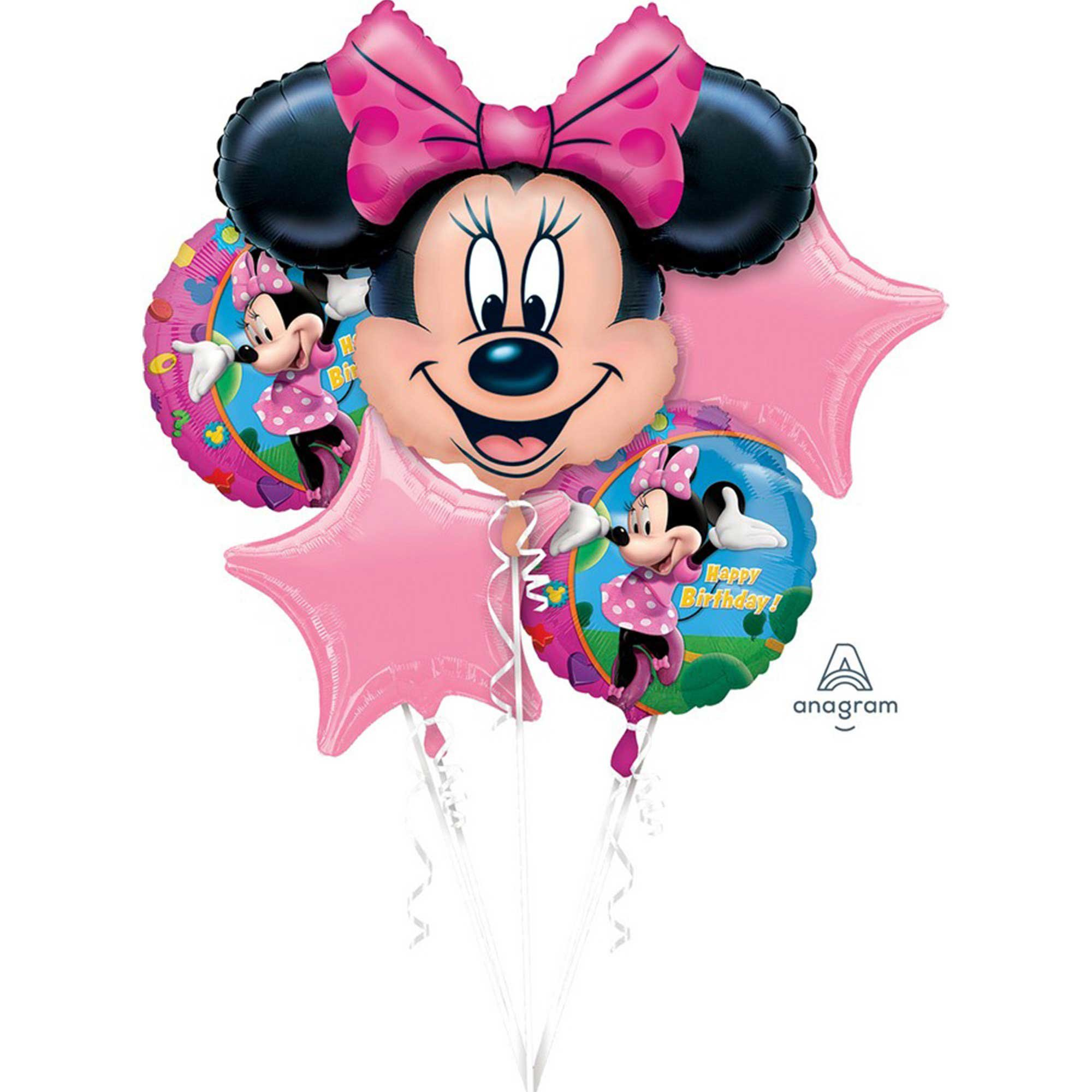 Bouquet Minnie Mouse Birthday P75
