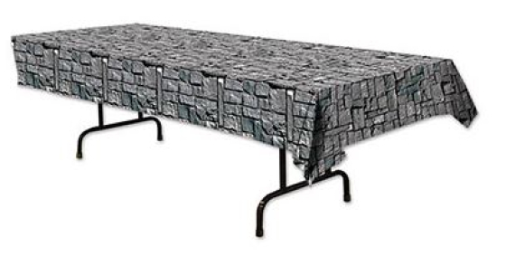 Stone Wall Design Tablecover