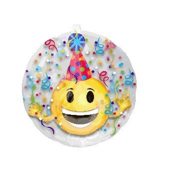 Insiders Emoticon Party Hat P60