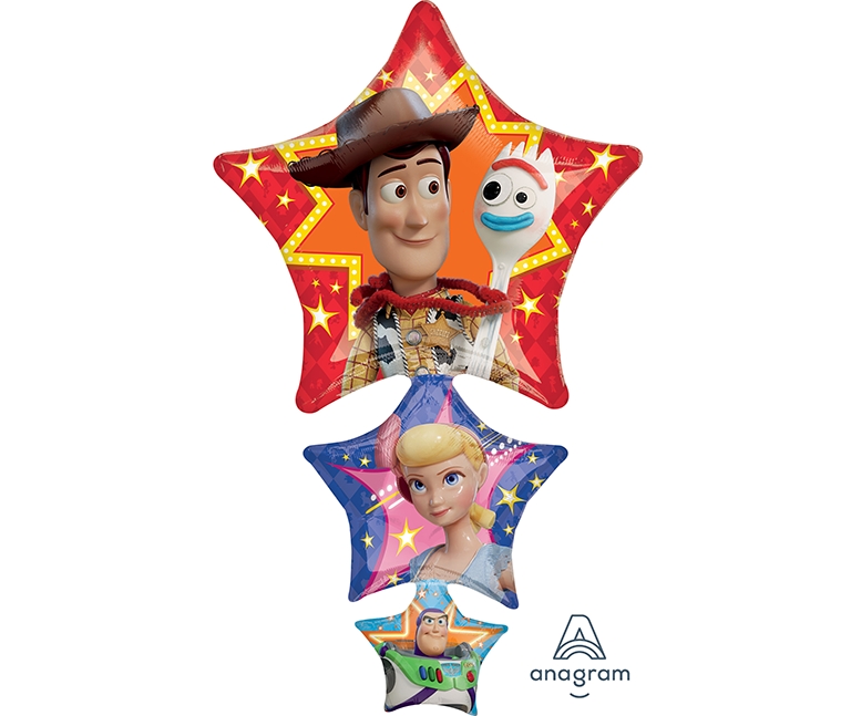 SuperShape XL Toy Story 4 P38