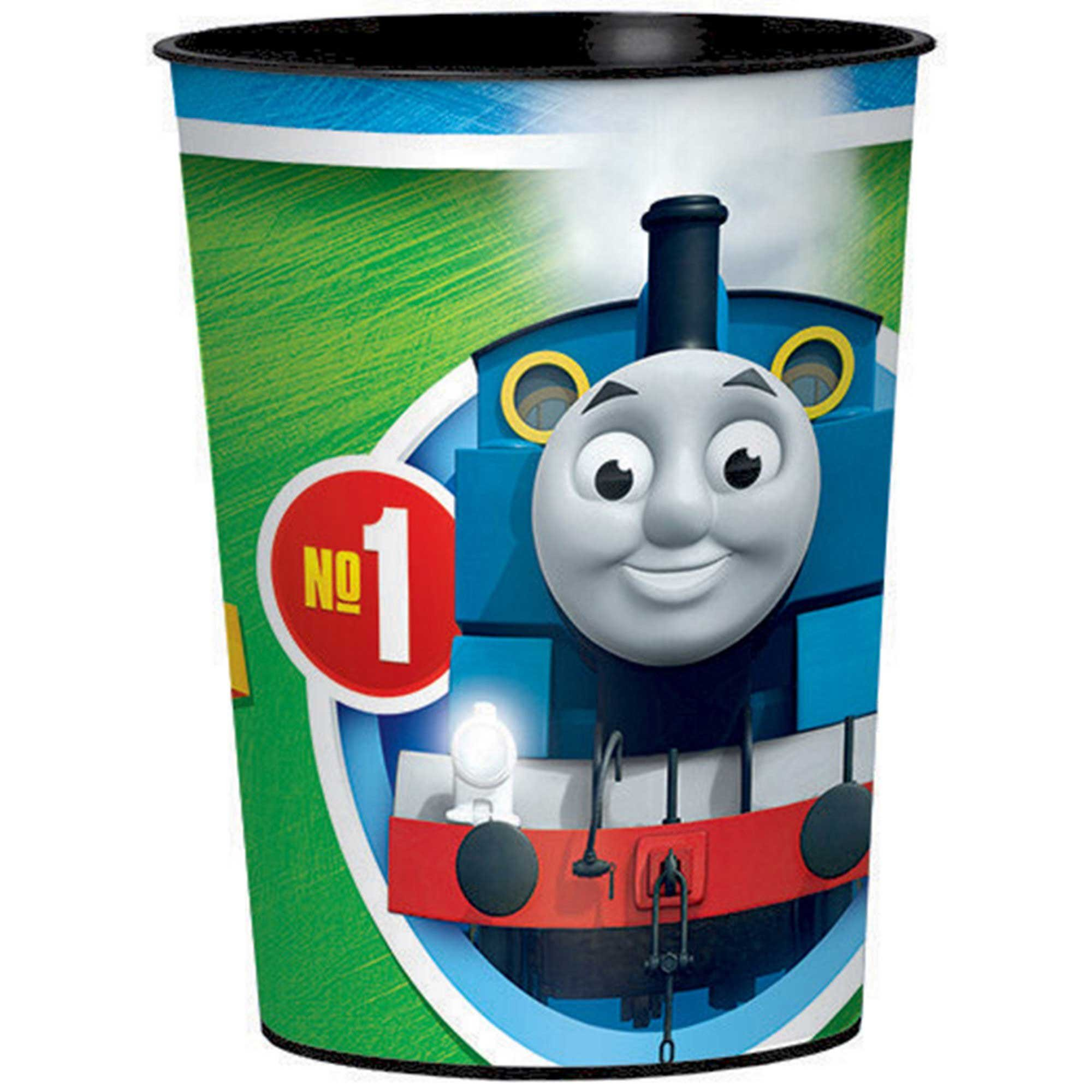 Thomas All Aboard 473ml Favor Cup - Plastic