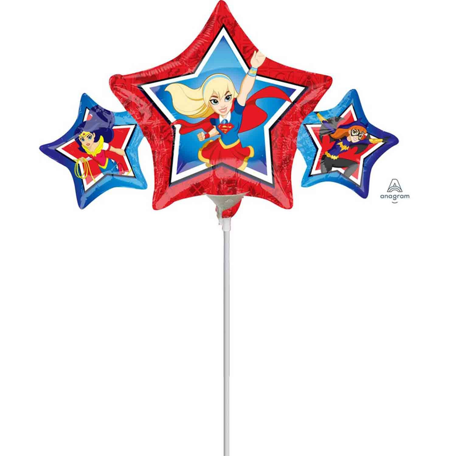 Mini Shape DC Superhero Girls A30