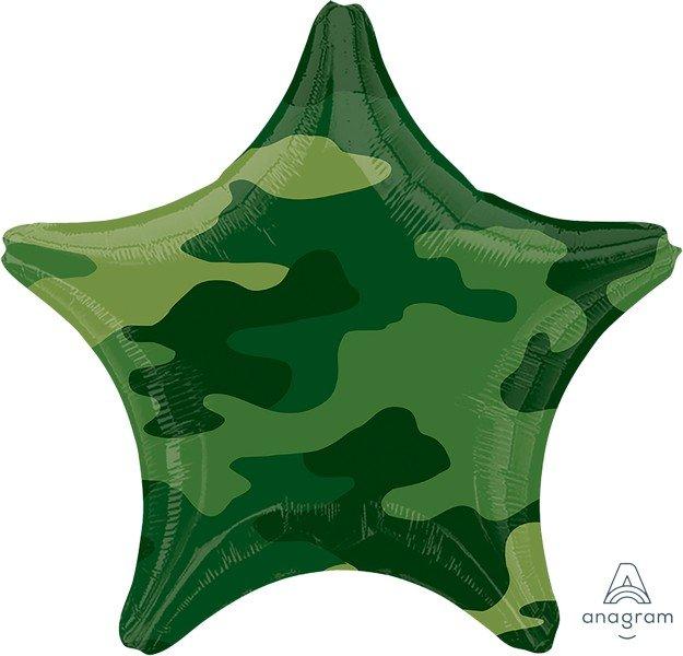 45cm Standard Star XL Camouflage S40