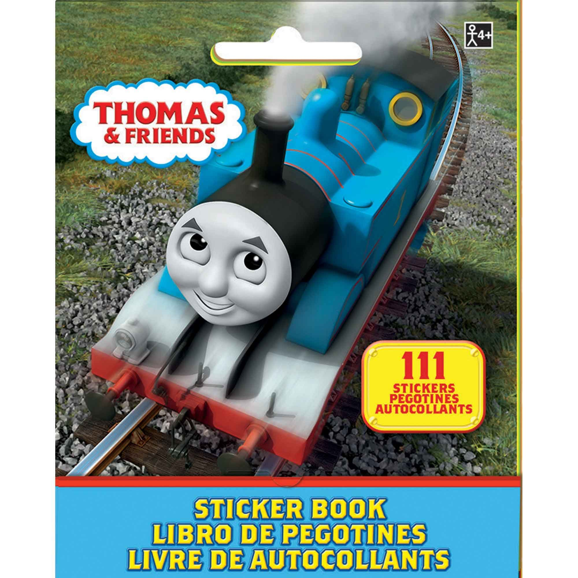 Sticker Booklet Thomas and Friend