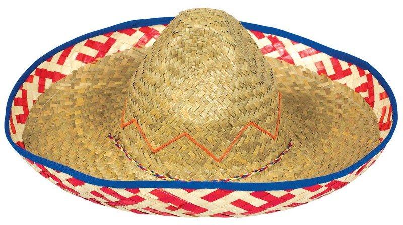 Fiesta Sombrero Straw Hats
