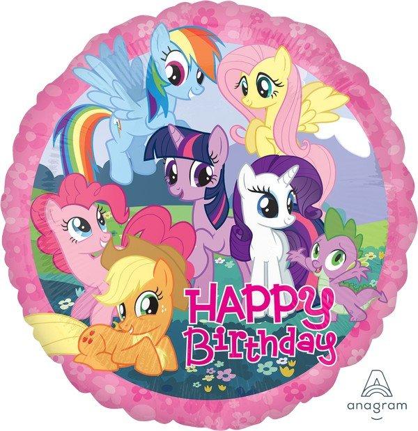 45cm Standard HX My Little Pony Birthday S60
