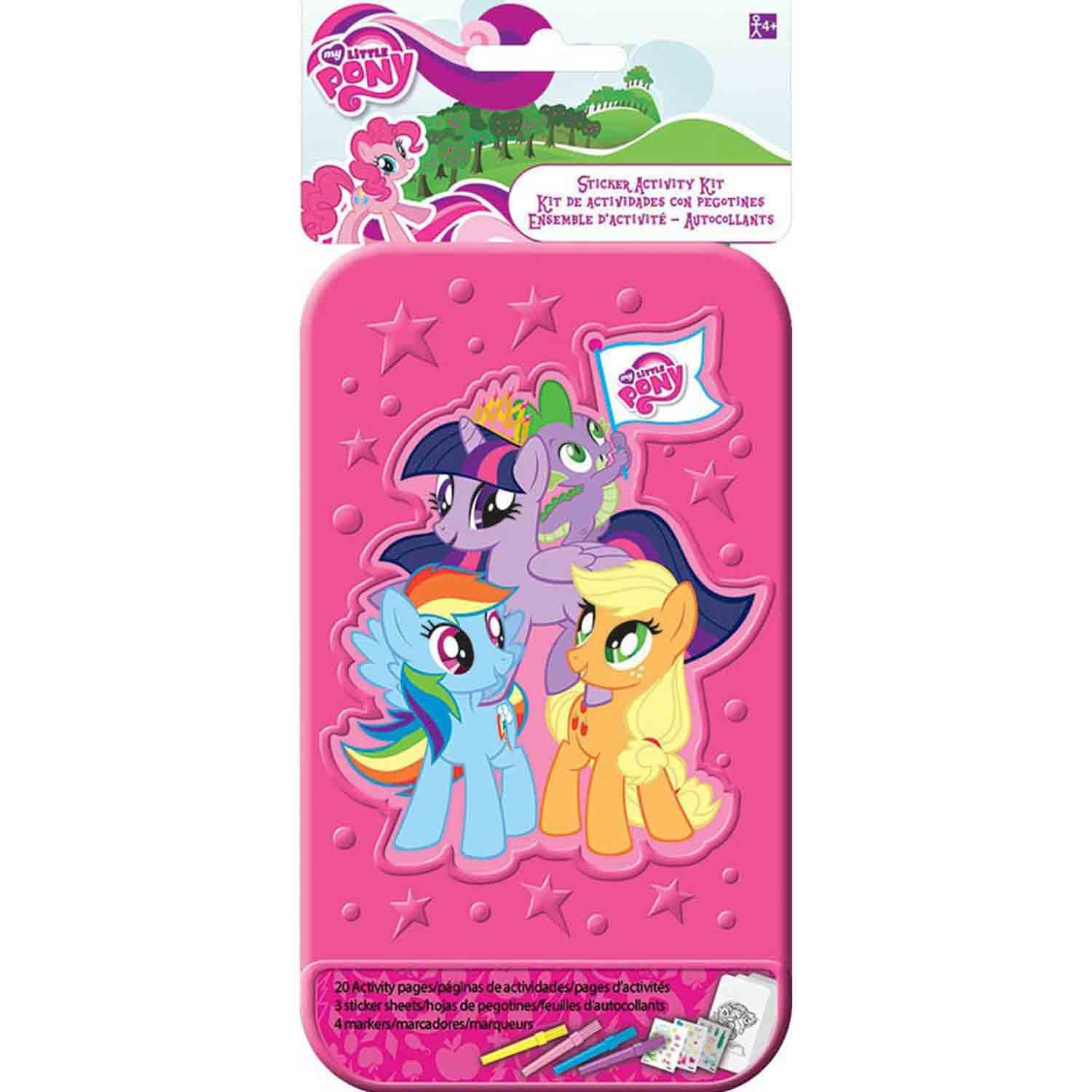 Sticker Activity Kit My Little Pony