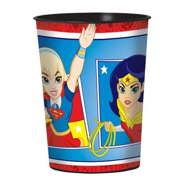 DC Superhero Girls Favor Cup