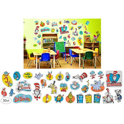 Dr.Seuss Cutout Value Pack