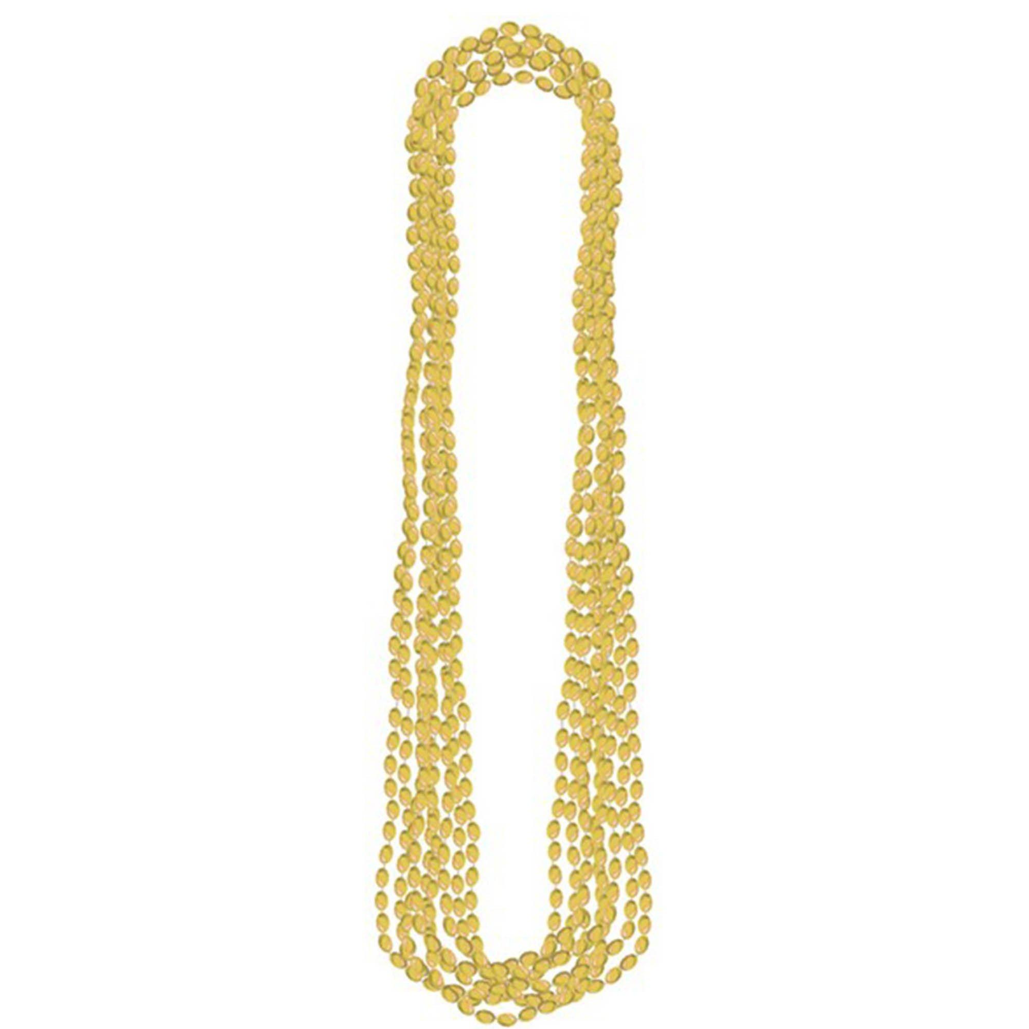 Metallic Necklace - Gold