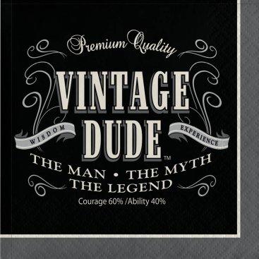 Vintage Dude