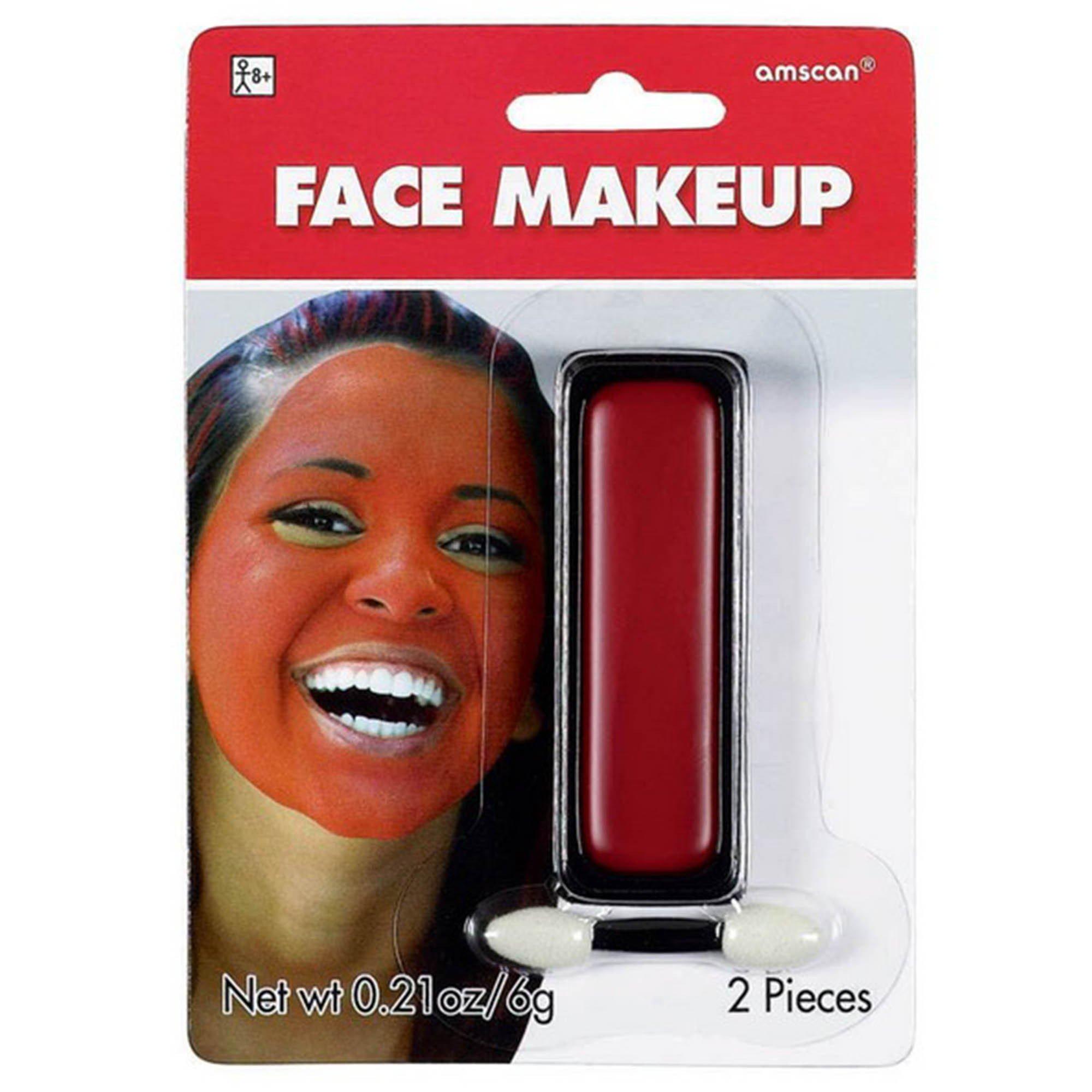 Face Makeup - Red