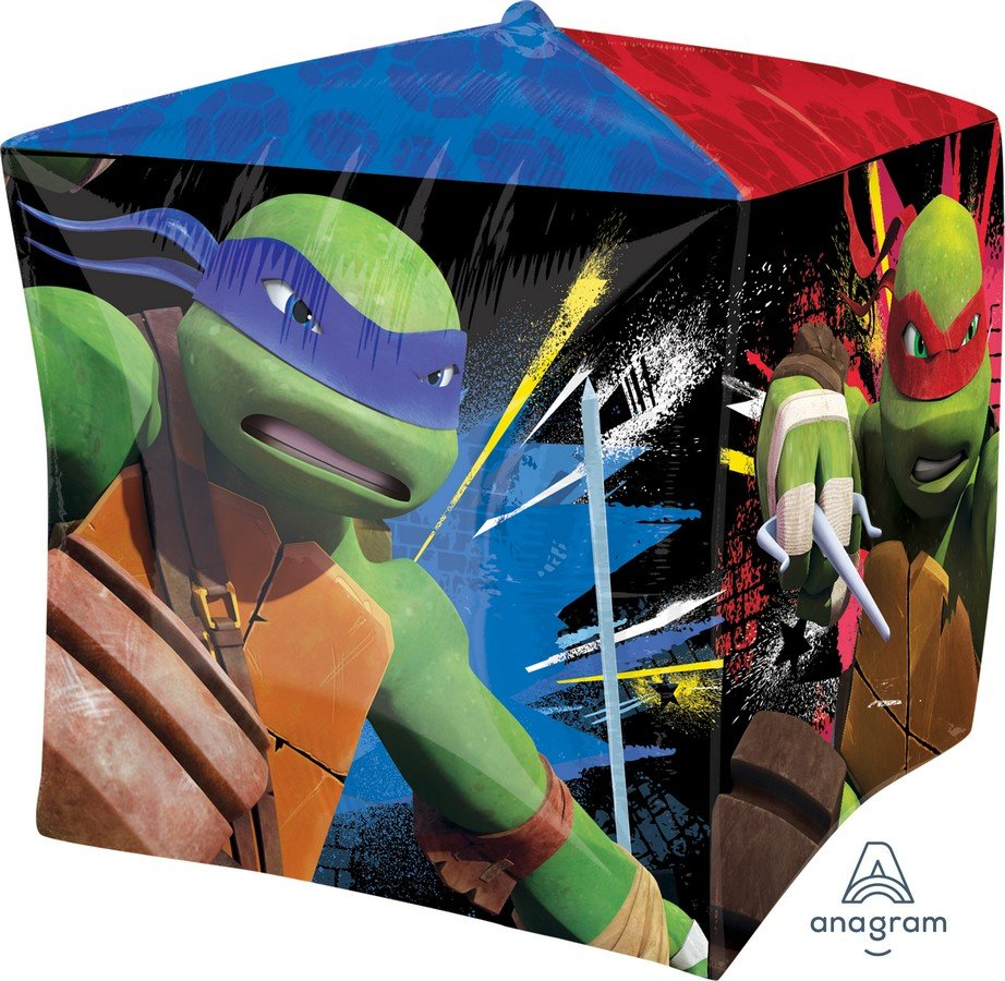 UltraShape Cubez Teenage Mutant Ninja Turtles G40