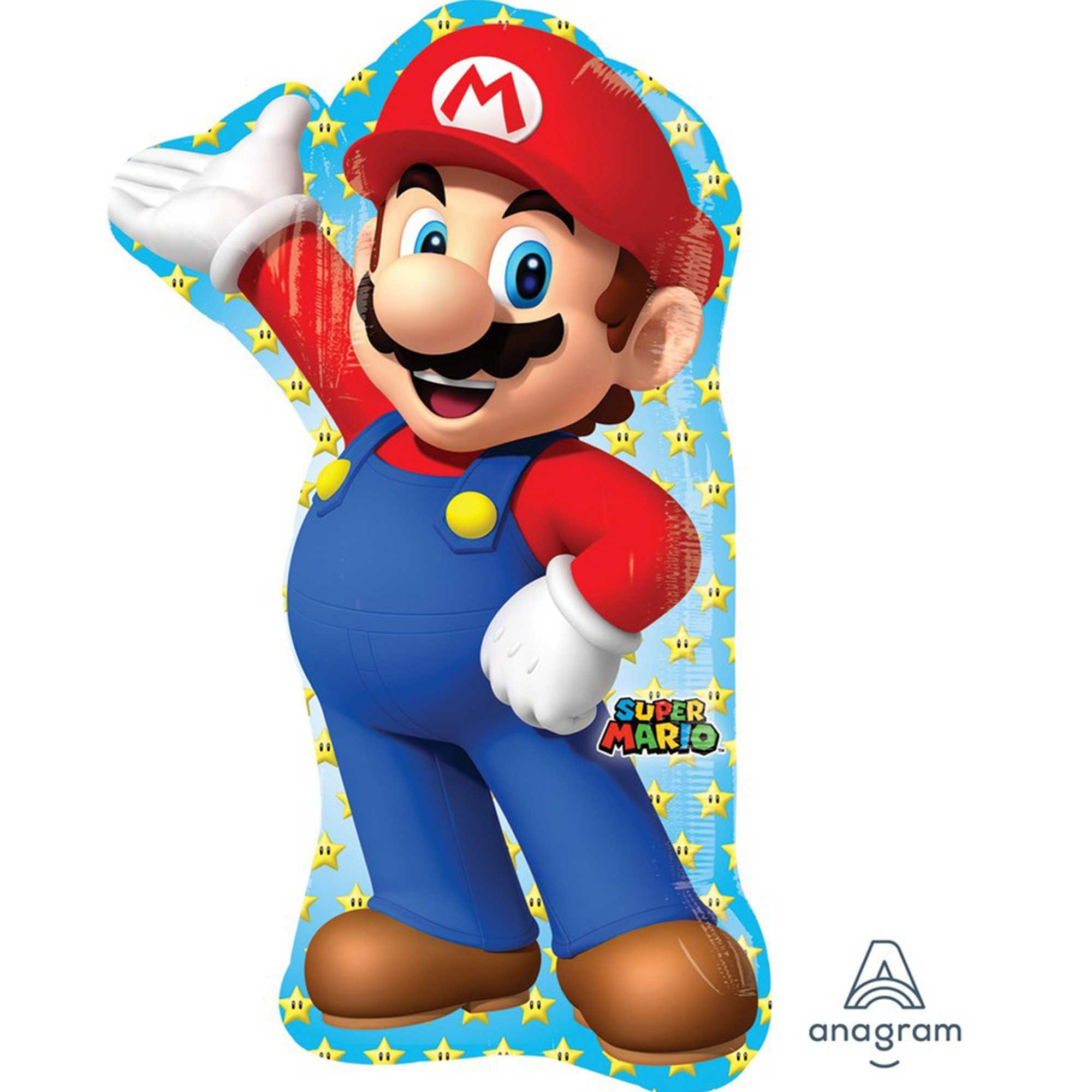 SuperShape XL Super Mario Brothers P38
