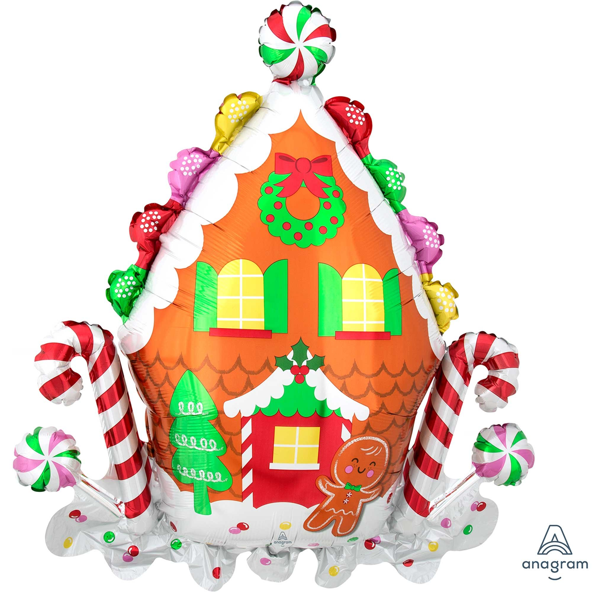 SuperShape XL Gingerbread House P35