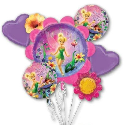 Bouquet Tinker Bell Birthday P75