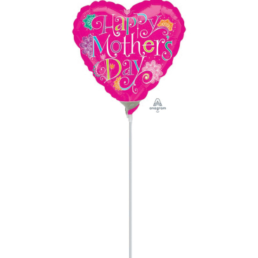 23cm Happy Mothers Day Doodle A15