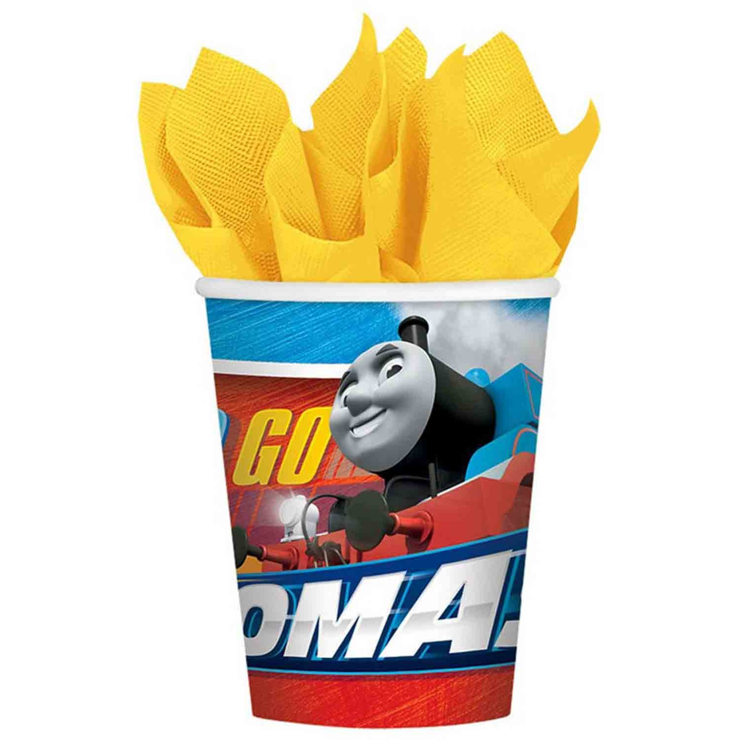 Thomas All Aboard 266ml Cups