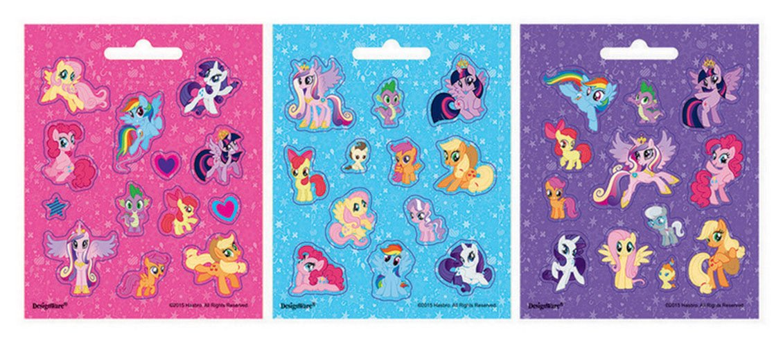 Sticker Booklet My Little Pony