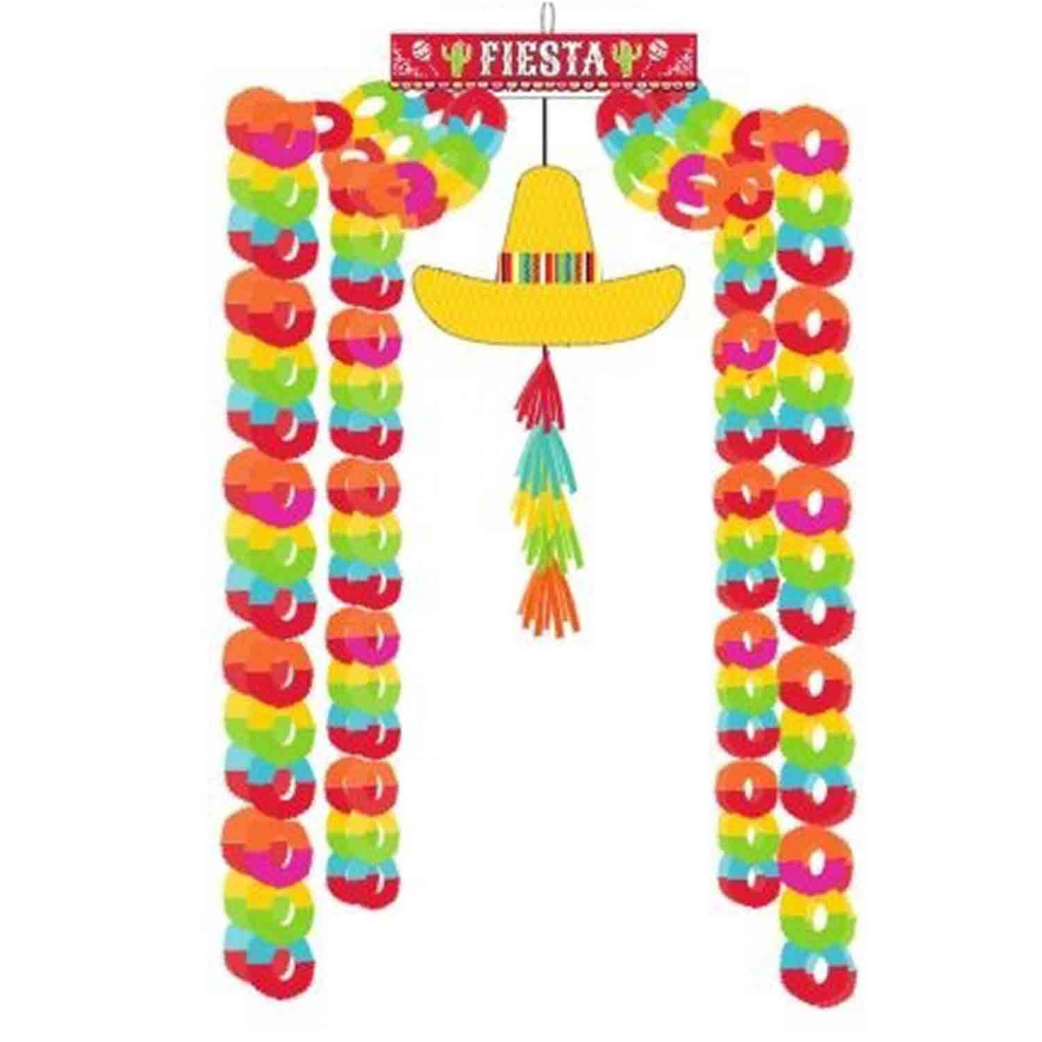 Fiesta All-In-One Decorations Kit
