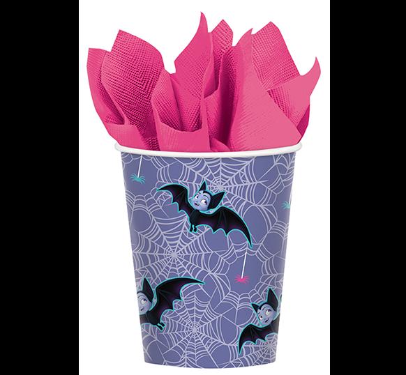 Disney Vampirina 9oz / 266ml Paper Cups