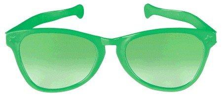 Jumbo Glasses - Green