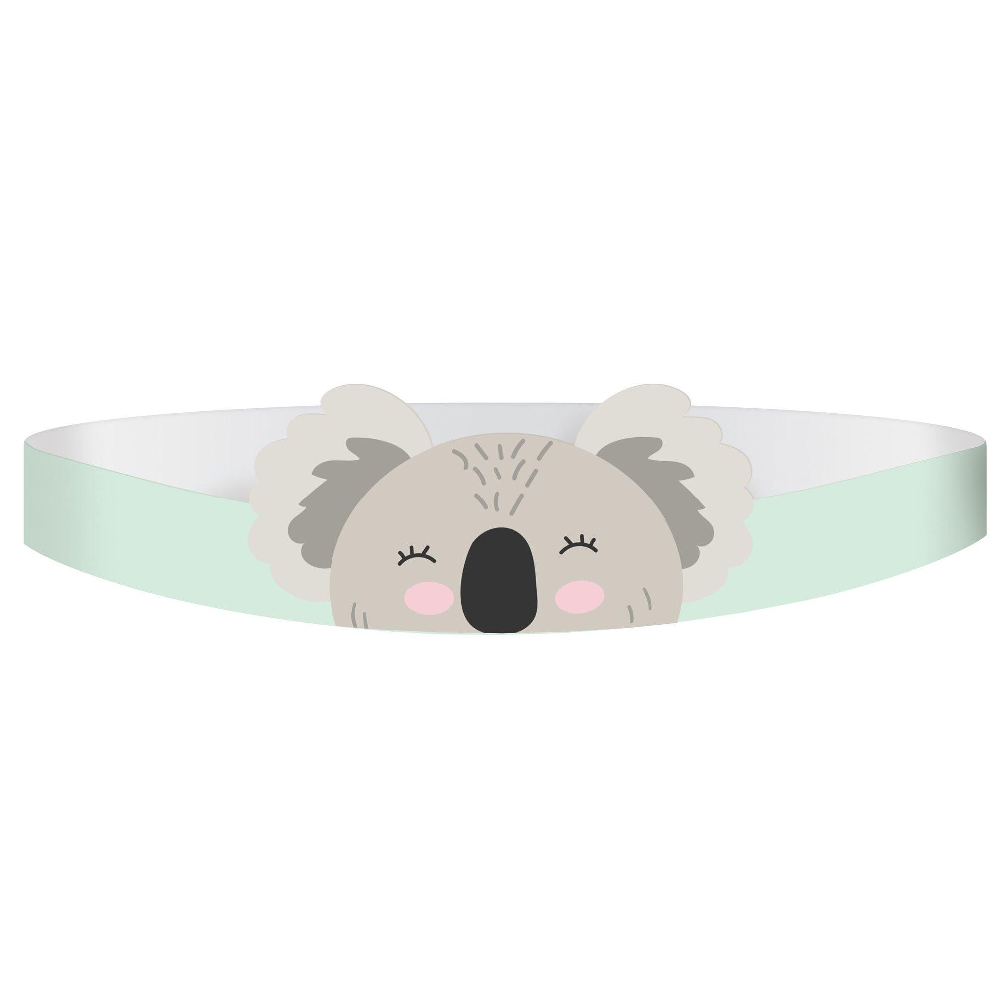 Koala Mini Paper Tiara's