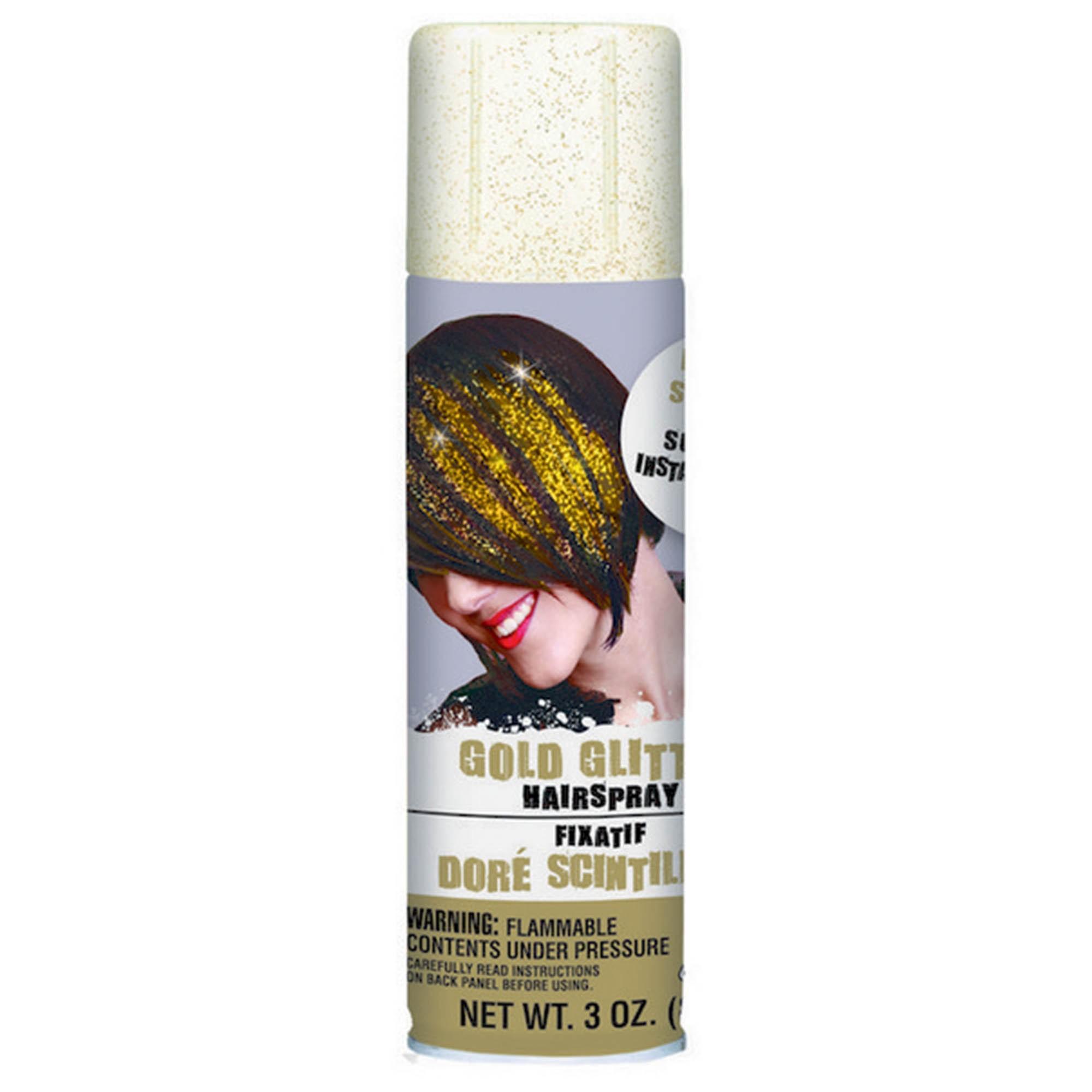 Hair Spray - Gold