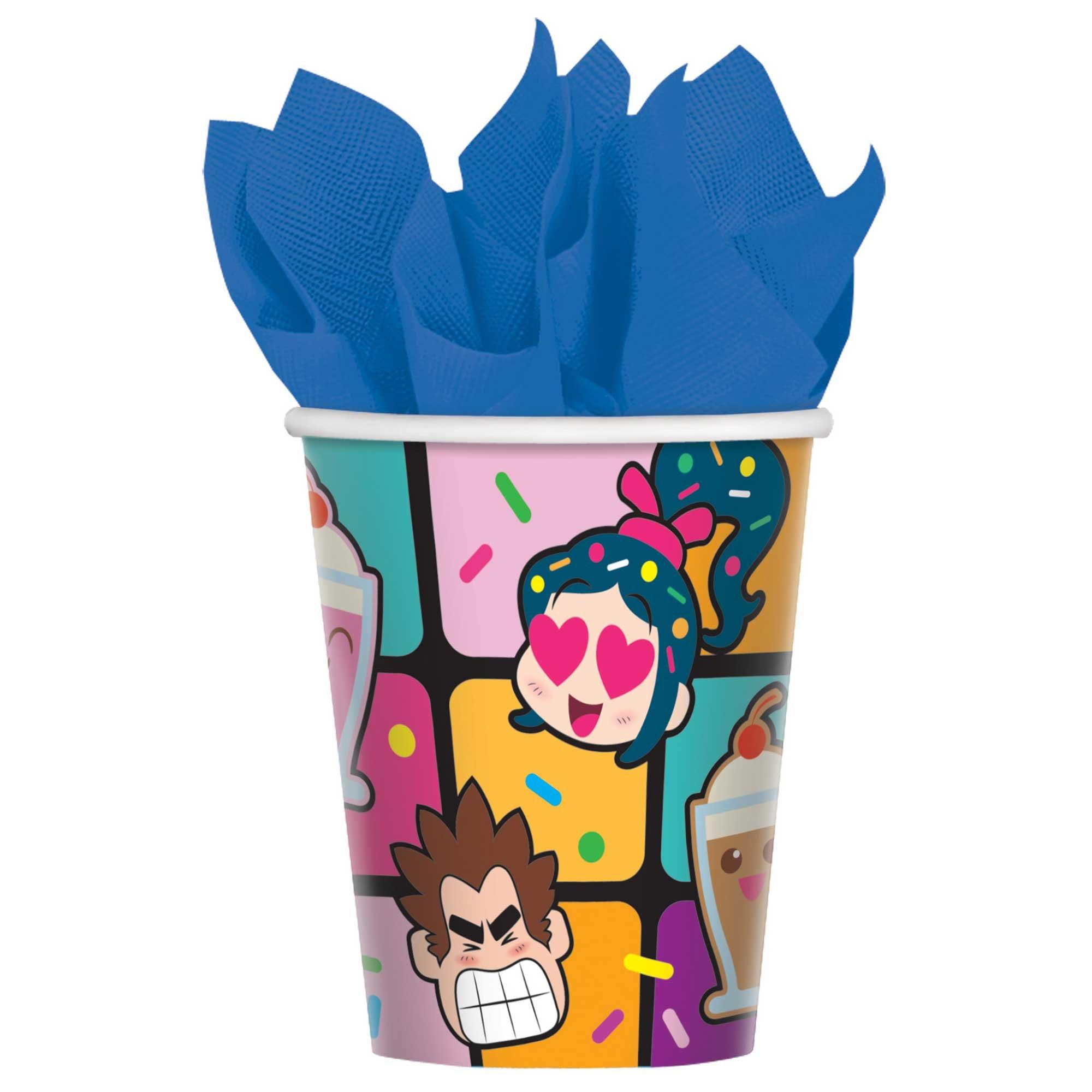 Wreck It Ralph 2 9oz/266ml Cups