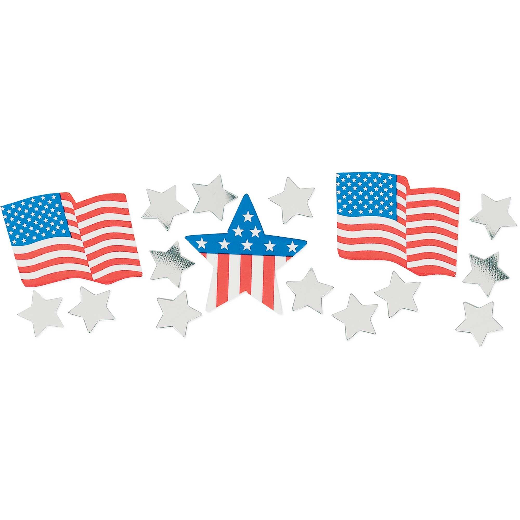 Patriotic Confetti 1.2oz