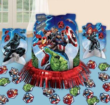 Avengers Epic Table Decorations Kit