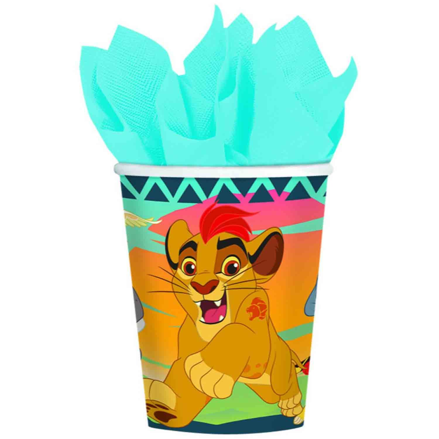 The Lion Guard 266ml Cups
