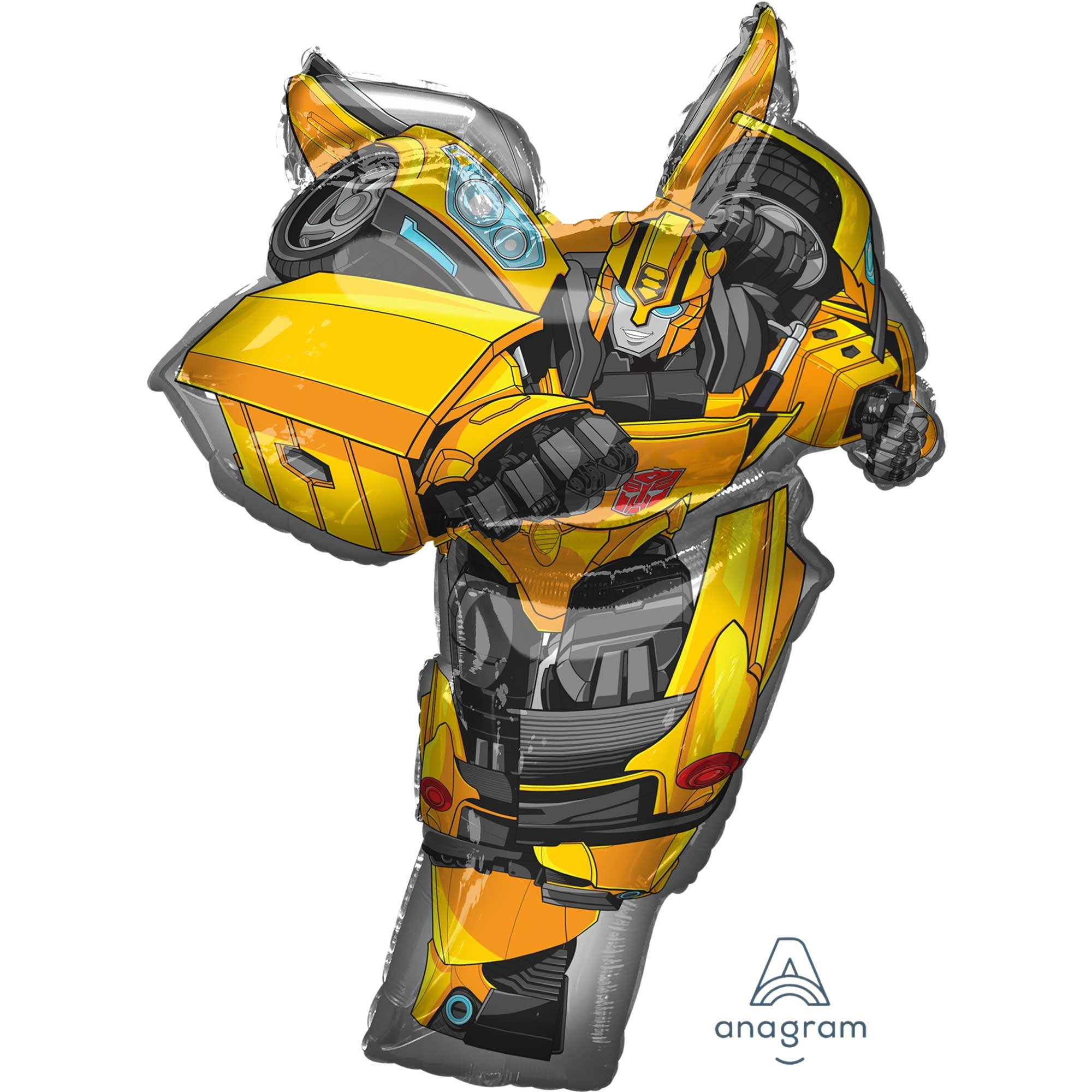 SuperShape Bumble Bee P38