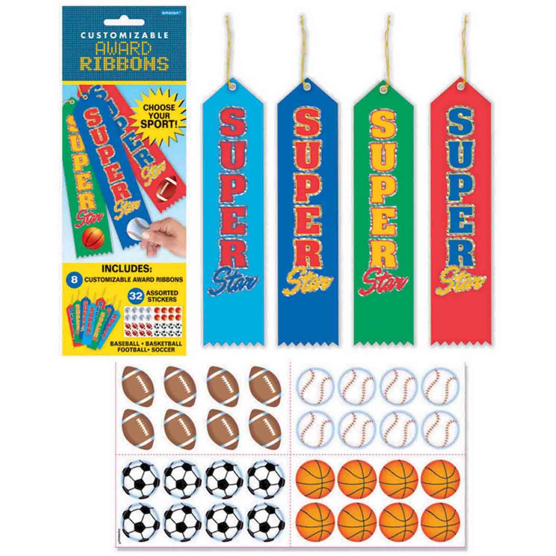 Award Ribbon Value Pack