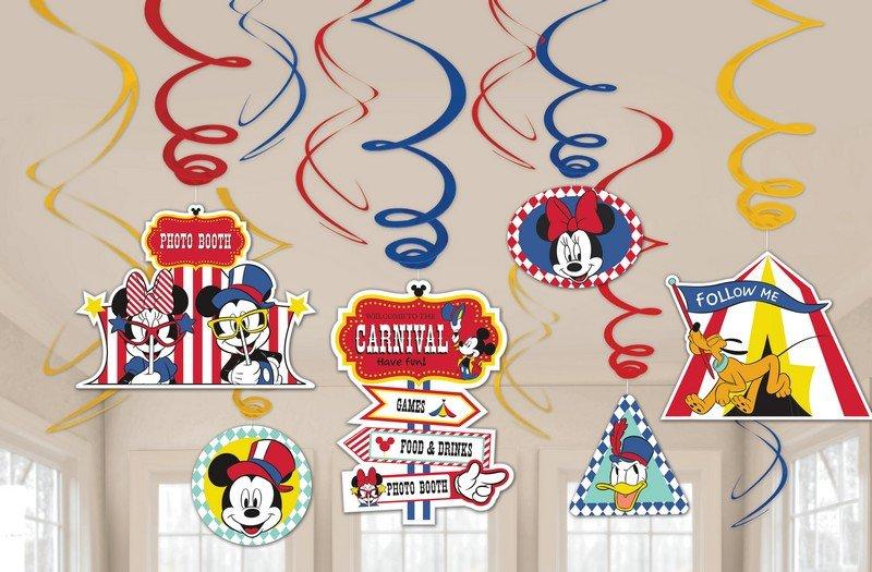 Disney Mickey Carnival Swirl Value Pack