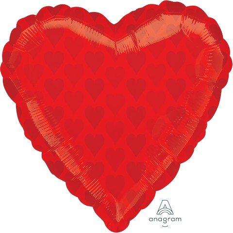 Junior Shape Red Heart S50