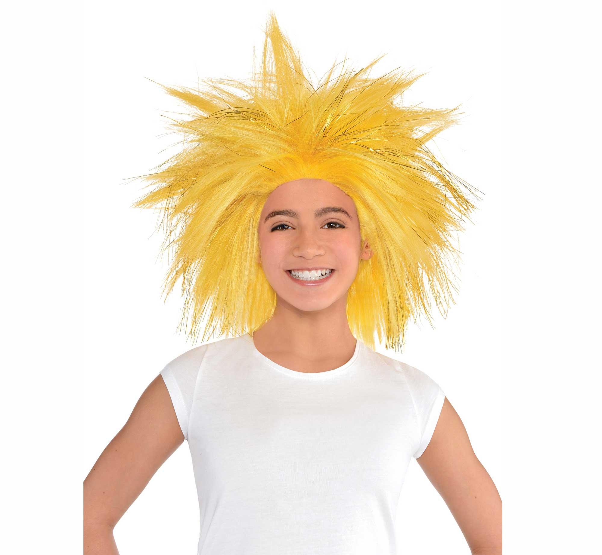 Crazy Wig - Gold