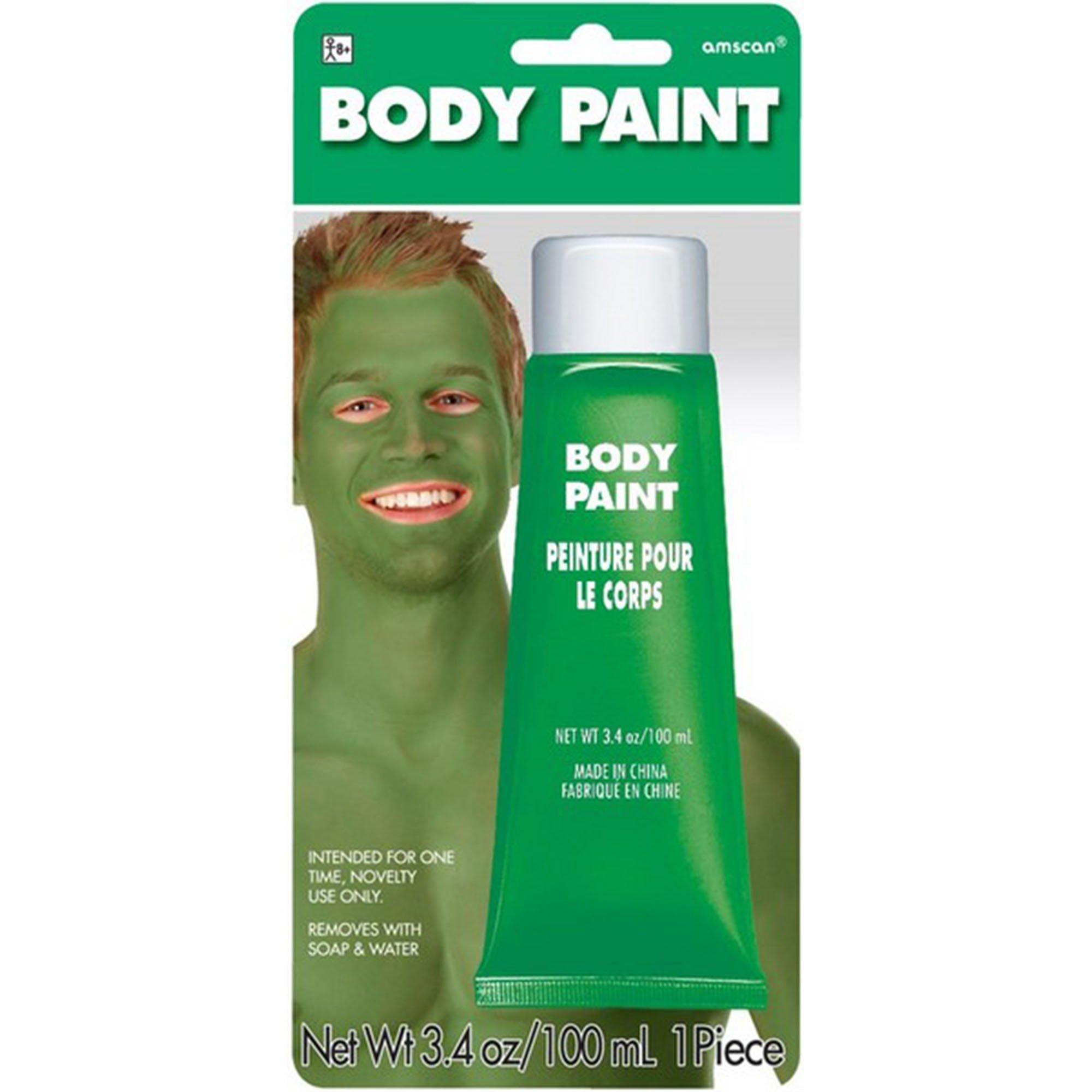 Body Paint - Green