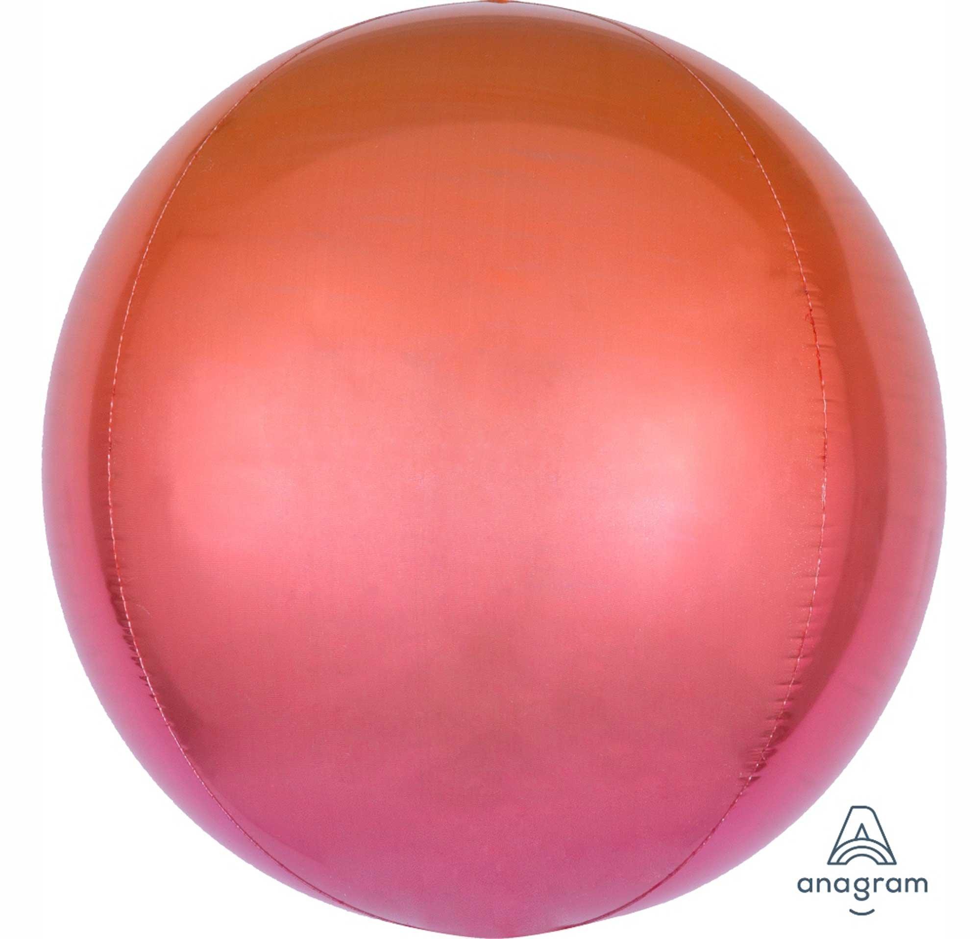 Orbz XL Ombre Red & Orange G20